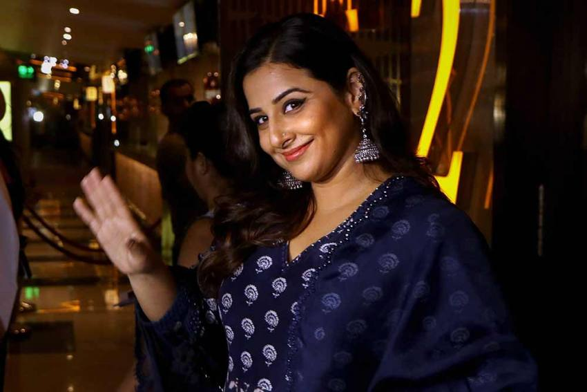 I Try To Live Life On My Own Terms Like Shakuntala Devi Did: Vidya Balan