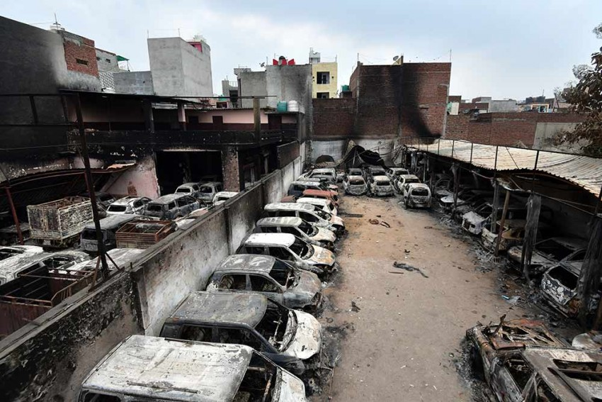 Nine Of Those Killed In Delhi Riots Were Forced To Shout 'Jai Shri Ram', Police Tells Court