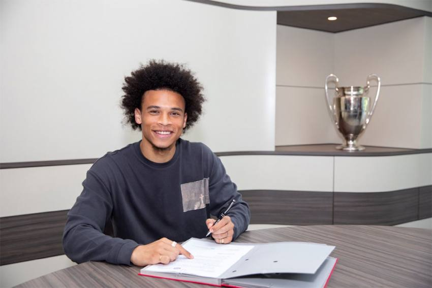 Leroy Sane Makes Champions League 'Top Priority' After Sealing Bayern Munich Move