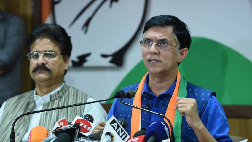 If Not Revival, 'Aggressive' Spokespersons Are Making Congress' Story Heard Loud