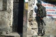 J-K: Militant Who Killed CRPF Jawan, Minor Boy In Anantnag, Gunned Down In Encounter