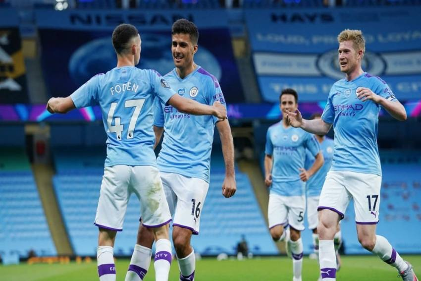 Manchester City 4-0 Liverpool: New Champions Thrashed By Rampant Hosts
