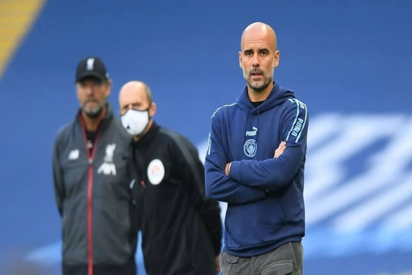 Liverpool Had No Beers In Their Blood: Pep Guardiola