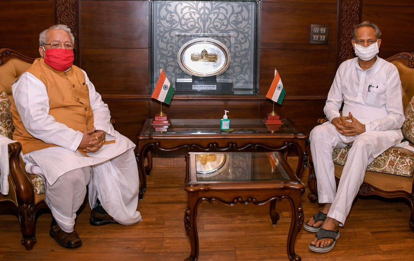 Deadlock Between Ashok Gehlot And Rajasthan Governor Ends, Assembly Session From August 14