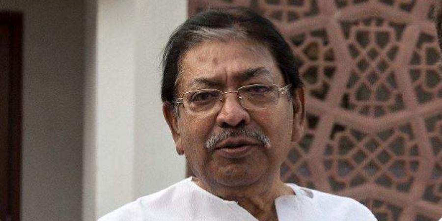 West Bengal Congress President Somen Mitra Dies At 78