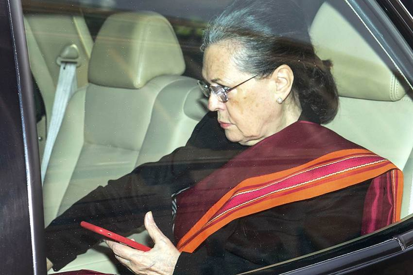 Sonia Gandhi Admitted To Sir Ganga Ram Hospital, To Undergo Routine Tests