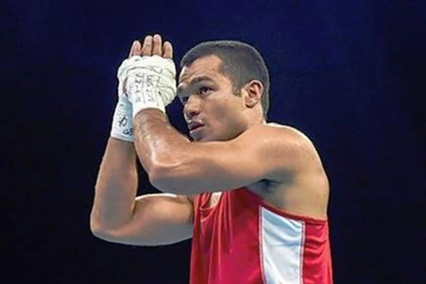 With An Eye On Tokyo Olympics, Boxer Vikas Krishan Revives Pro Career