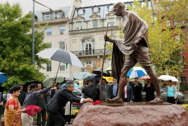 US Congressional Committee Passes Bill To Promote Mahatma Gandhi's Legacy