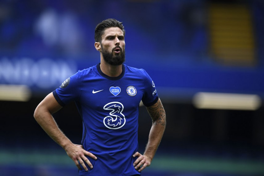 Fa Cup Final Arsenal Vs Chelsea Chance To Celebrate Undervalued Excellence Of Olivier Giroud