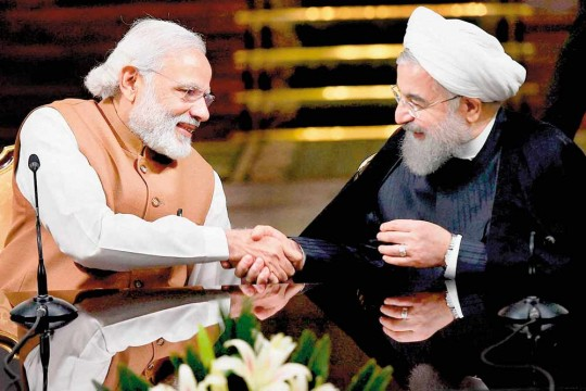 A Persian Gulf: The China Factor And Why Relationship Between India And Iran Is In Choppy Waters