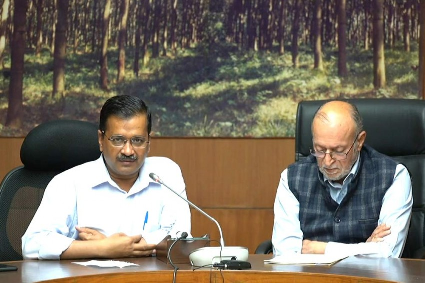 Delhi LG Rejects Kejriwal Govt's Decision To Allow Hotels, Weekly Markets Under Unlock 3