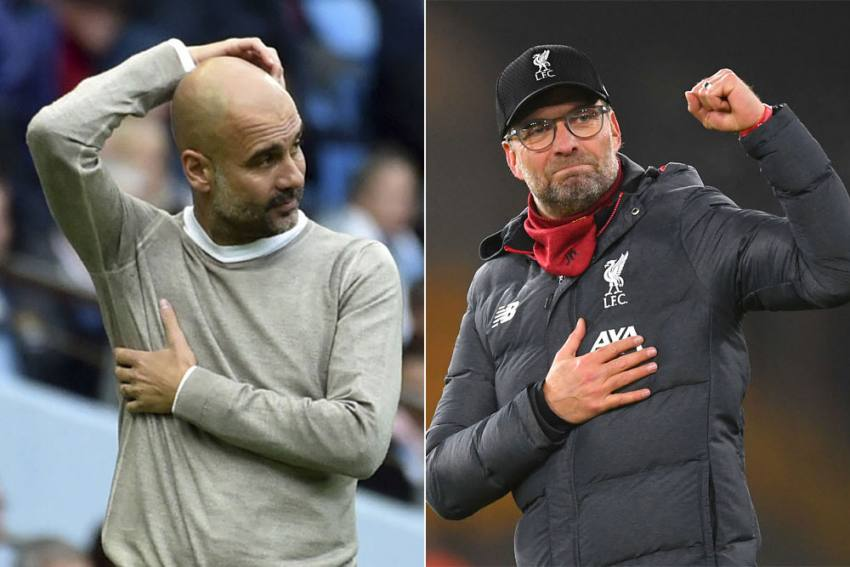 Jurgen Klopp's Liverpool The Greatest Challenge Faced By Manchester City Boss Pep Guardiola