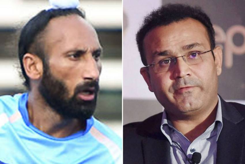 Virender Sehwag, Sardar Singh In Selection Panel For National Sports Awards