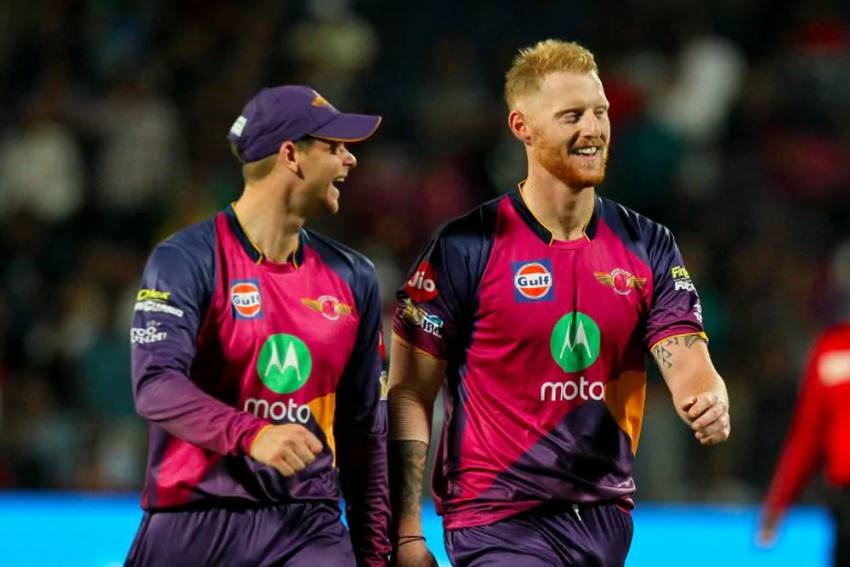 Ben Stokes Is A Captain's Dream: Steve Smith Hails Rajasthan Royals Team-mate
