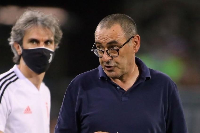 Maurizio Sarri Bemoans Juventus Workload After Cagliari Reverse