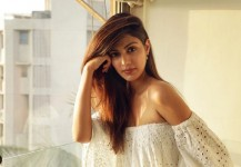Falsely Implicated; Was Living With Sushant Till June 8: Rhea Chakraborty To SC