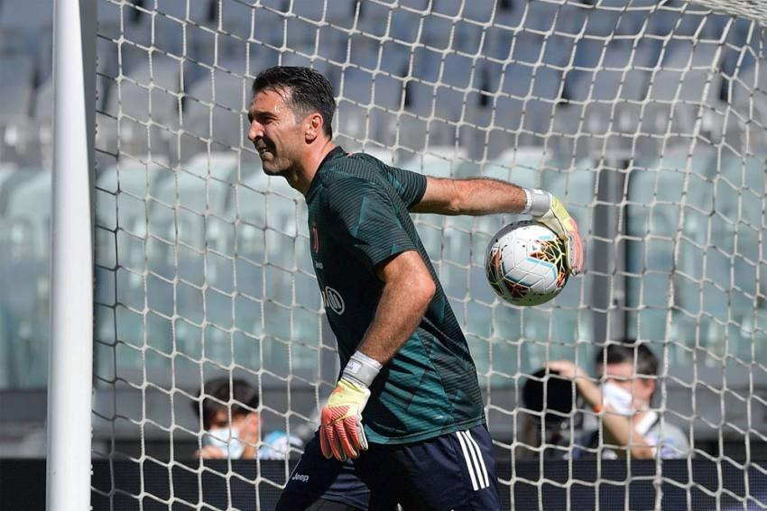 Gianluigi Buffon Breaks Paolo Maldini's Serie A Record In Turin Derby