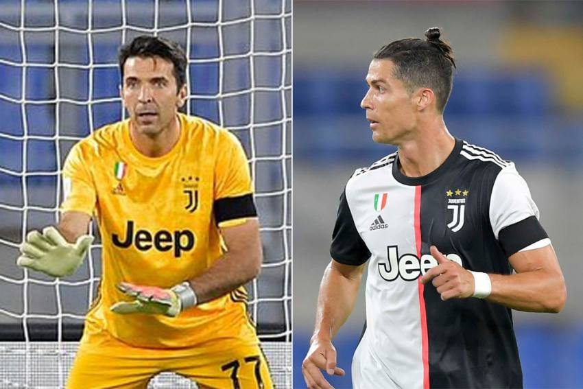 Juventus 4-1 Torino: Gianluigi Buffon Makes History As Cristiano Ronaldo Leads From The Front