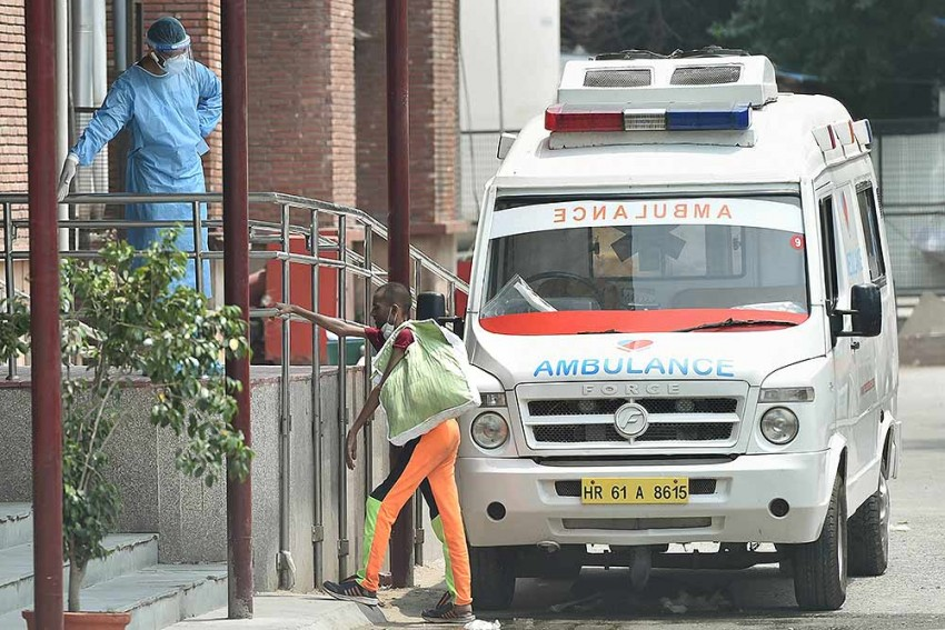 Covid-19 Cases In Delhi Surpass 94,000; Death Toll At 2,923
