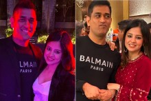 MS Dhoni's Wife Sakshi Shares Lovely Message On Their 10th Wedding Anniversary - Photos And Fan Reactions