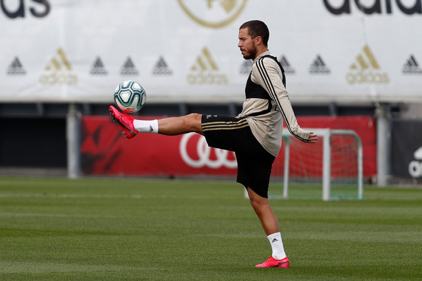 Eden Hazard To Miss Athletic Bilbao Clash As Zinedine Zidane Protects Real Madrid Star