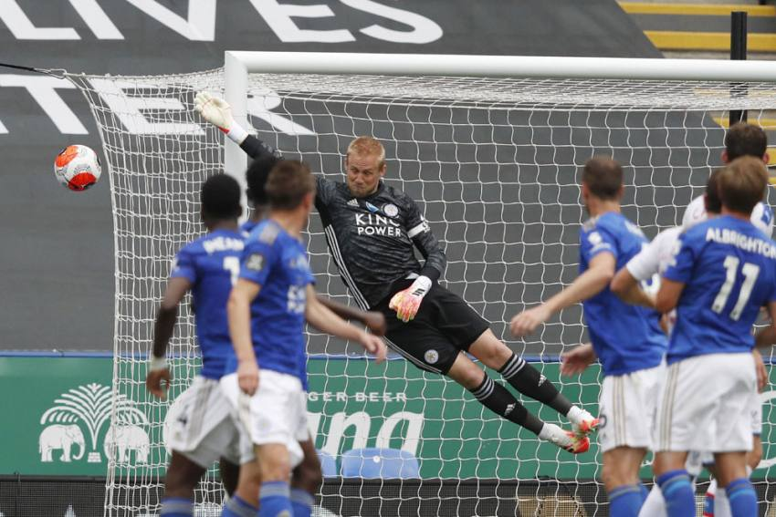 Premier League: Five-star Manchester United March On, Leicester City Back On Track