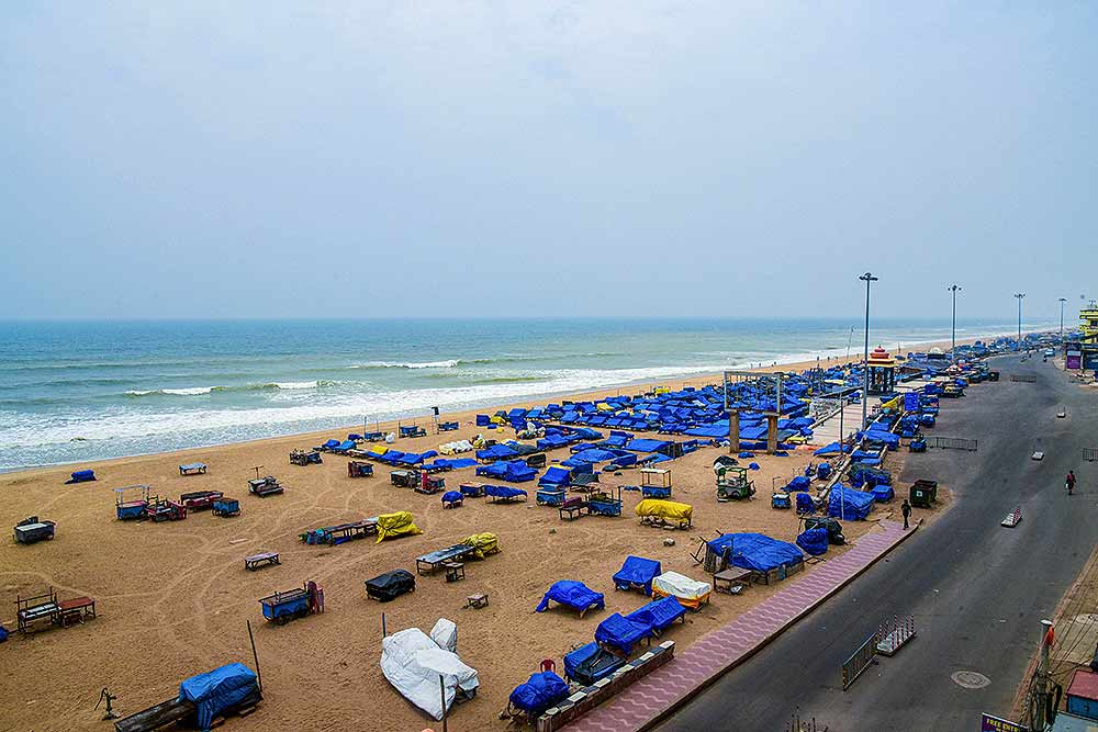 Covid Pandemic Washes Away Odisha's Tourism Business