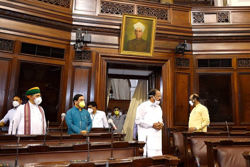 Amid Rising Covid-19 Cases In Delhi, Parliament Gears Up For Monsoon Session