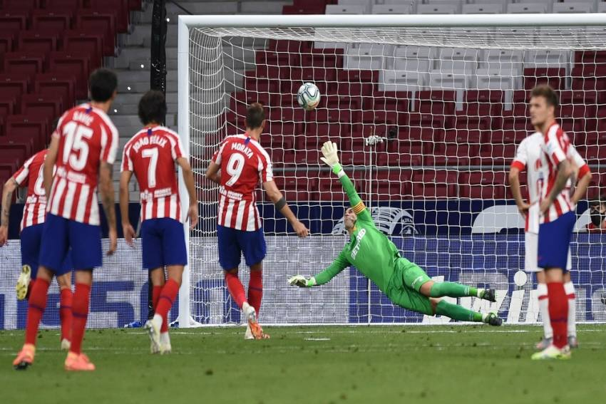 Atletico Madrid 3-0 Real Mallorca: Alvaro Morata At The Double For Diego Simeone's In-Form Side