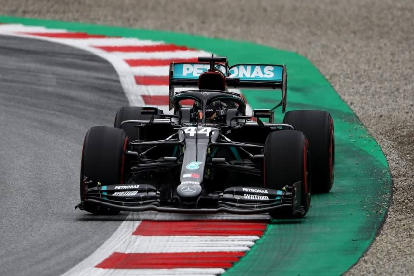 Mercedes' DAS System Ruled Legal After Red Bull Protest