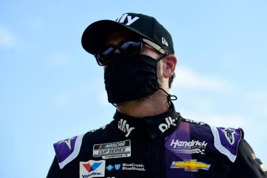 Jimmie Johnson Becomes First NASCAR Driver To Test Positive For COVID-19