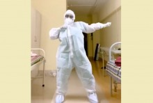 With Message To Stay Positive, Mumbai Doctor Dances To 'Garmi' Song In PPE Suit