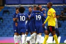 Chelsea 3-0 Watford: Willian Strikes Again As Blues Return To Fourth