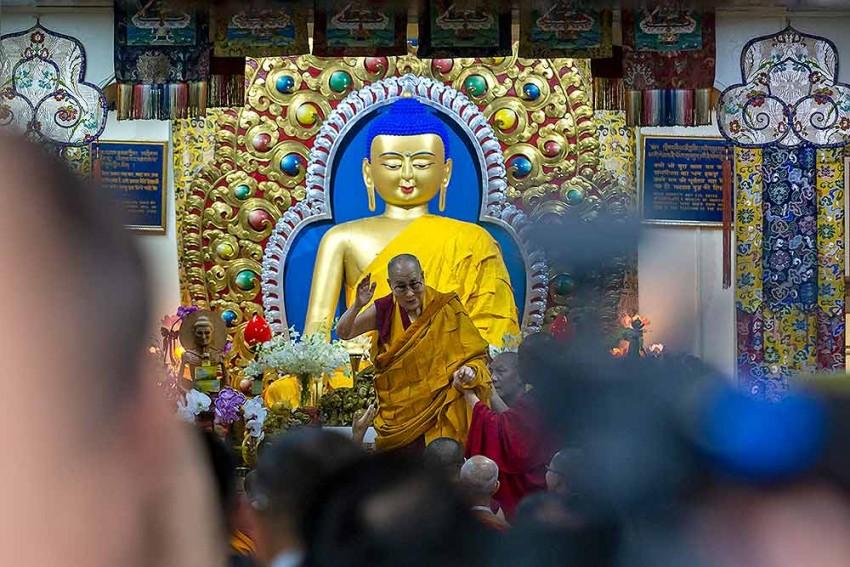 Covid-19 Effect: Ladakh To Hold Low-key Function On Dalai Lama's Birthday Tomorrow