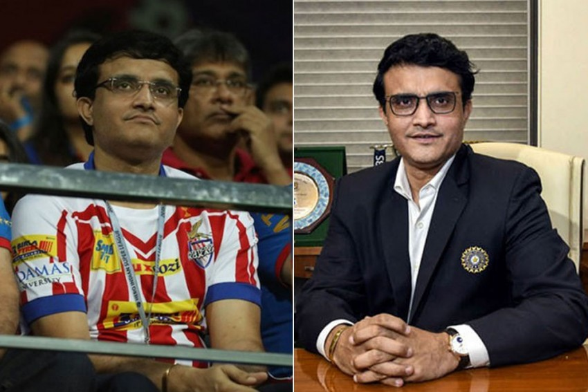 BCCI President Sourav Ganguly Named As One Of ATK-Mohun Bagan Directors