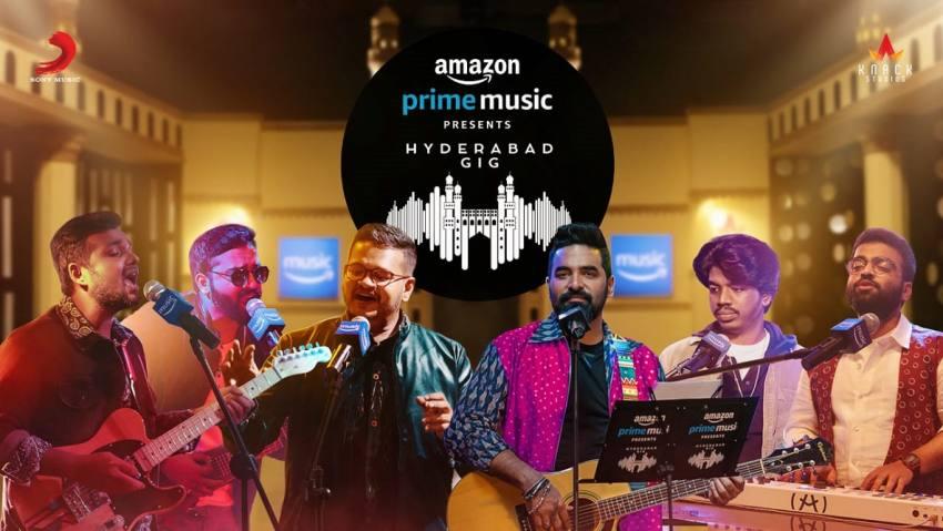 Hyderabad Gig Season1 To Launch 6 Telugu Pop Songs
