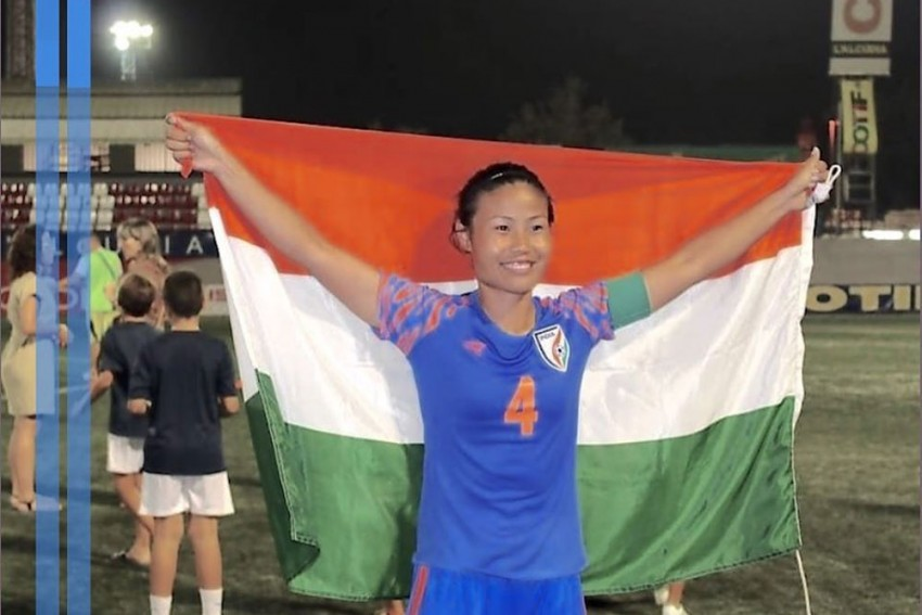 Clubs Bargain Salary With Women Players Like Buying Vegetables, Says India Captain Loitongbam Ashalata
