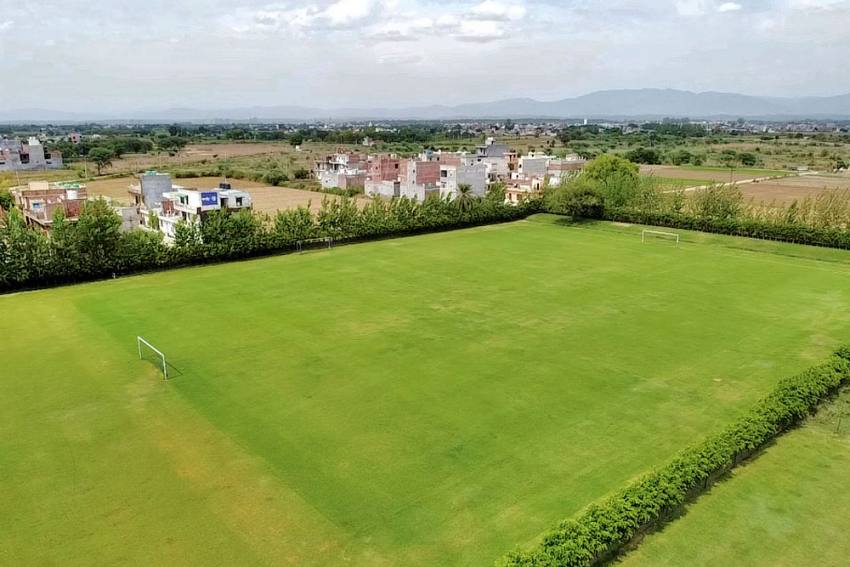 Minerva Academy Offers Its Facility To All India Football Federation