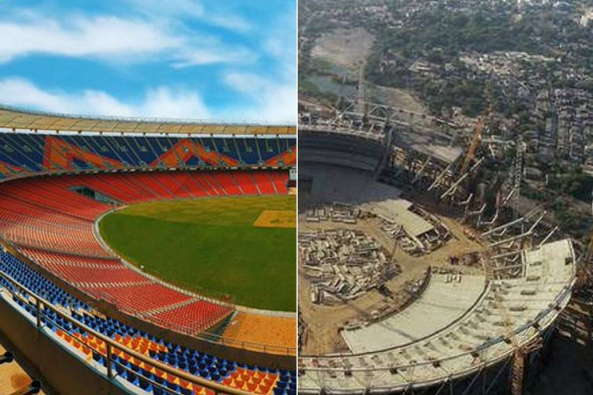 Glimpse Of World's Largest Cricket Stadium: BCCI Secretary Jay Shah Shares Photograph Of 'Magnificent Motera' Stadium