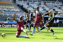 Premier League: West Ham Pegged Back By Newcastle, Sheffield United Deny Burnley
