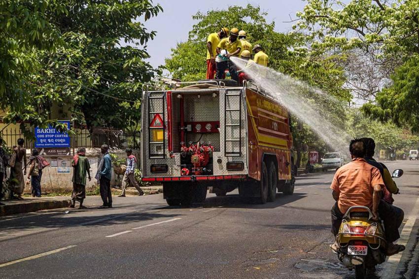 Complete Shutdown In Odisha's Cuttack City Till June 8 As Covid-19 Cases Rise