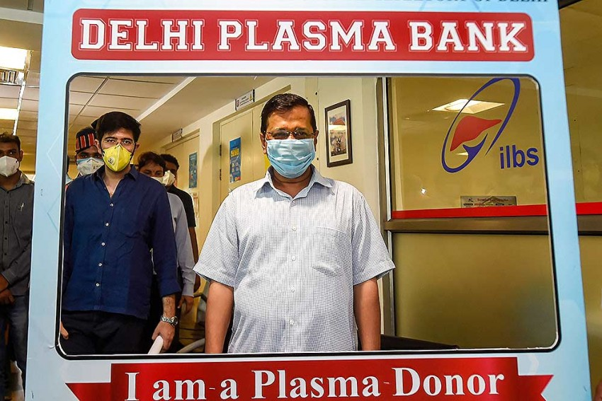 'Don't Have Many Donors': Kejriwal Asks Hospitals To Encourage Plasma Donation For Covid-19