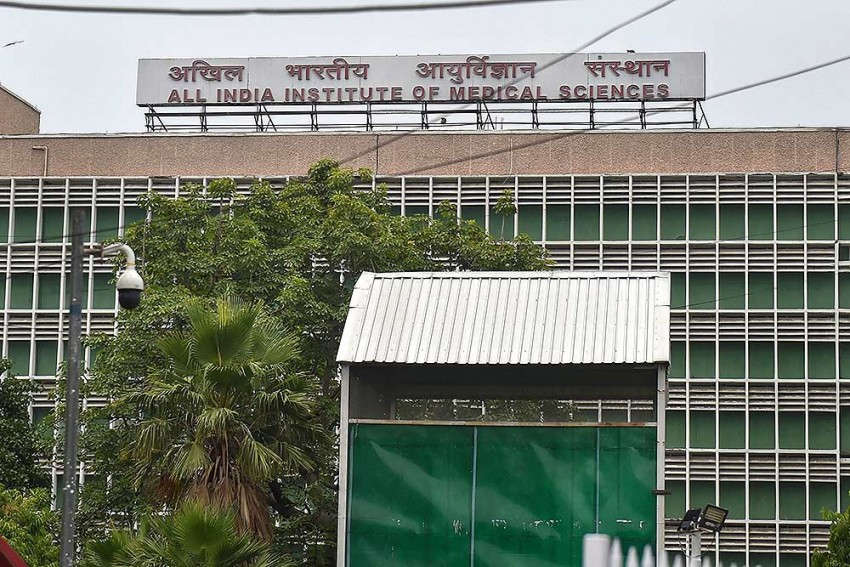 COVID-19 Positive Journalist Kills Self By Jumping Off AIIMS Building In Delhi