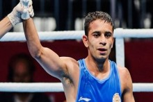 Indian Boxer Amit Panghal Ranked No.1 In AIBA's Latest Rankings