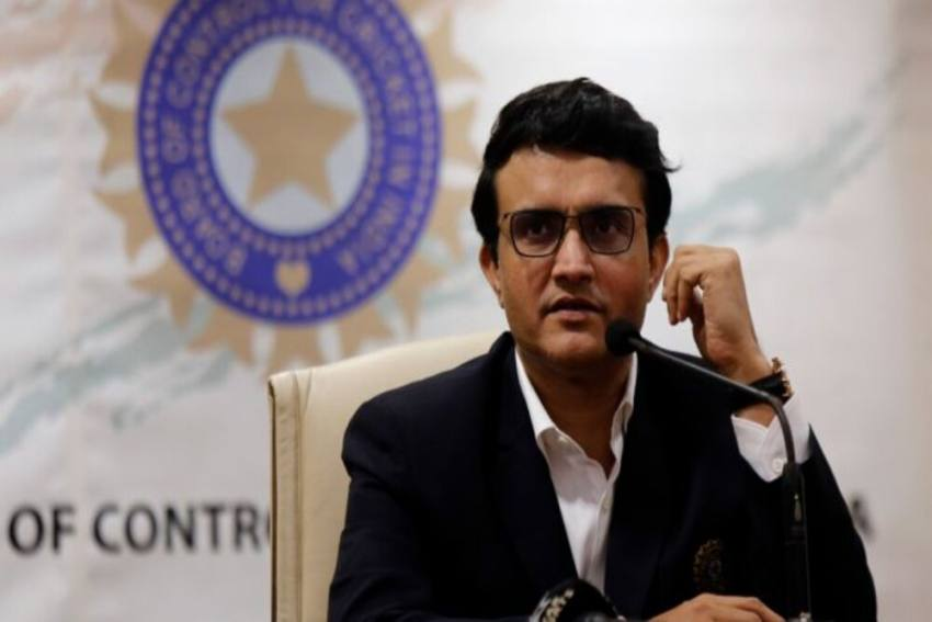 Sourav Ganguly Rules Out India's Chances Of Hosting IPL Due To COVID-19