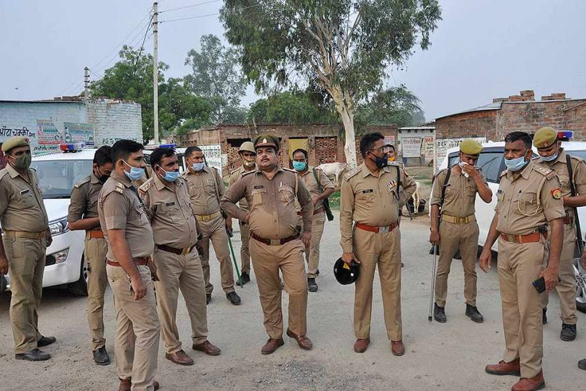 3 Police Personnel Suspended In Connection With Killing Of 8 Cops In Kanpur