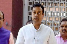 BJP's Sambit Patra Donates Plasma After Recovering From Covid-19