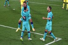 Villarreal 1-4 Barcelona: Antoine Griezmann Ends Goal Drought In Lionel Messi Masterclass