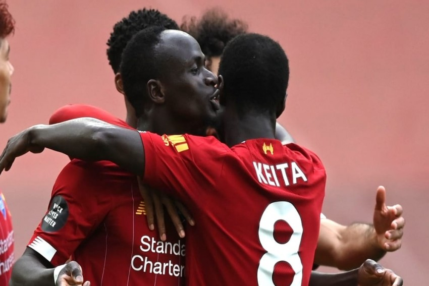 Liverpool 2-0 Aston Villa: Victorious Anfield Homecoming For Champions