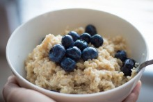To Lose Some Weight, Try Oats And Rye Bran
